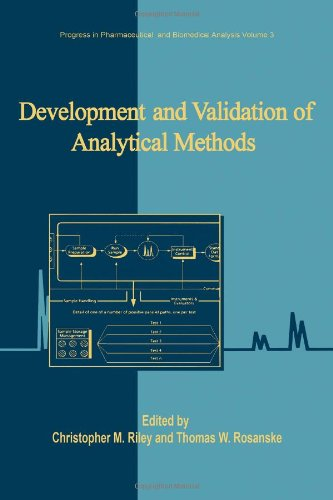9780080427928: Development and Validation of Analytical Methods, Volume 3 (Progress in Pharmaceutical and Biomedical Analysis)