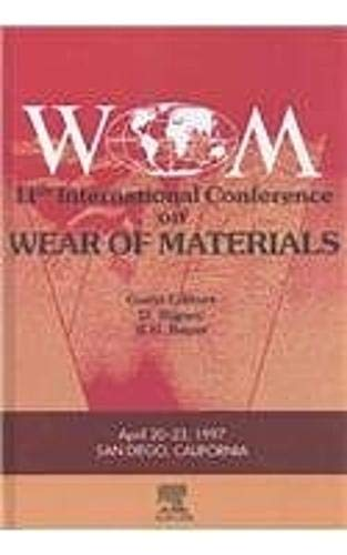9780080428413: Wear of Materials