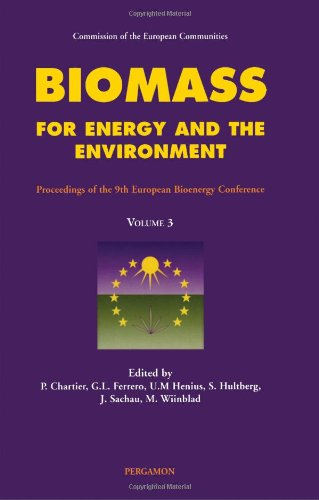9780080428499: Biomass for Energy and the Environment: Proceedings of the 9th European Bioenergy Conference, Copenhagen, Denmark, 24-27 June 1996
