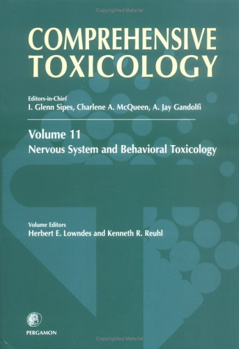Nervous System and Behavioral Toxicology (Comprehensive Toxicology): Lowndes, H.E.
