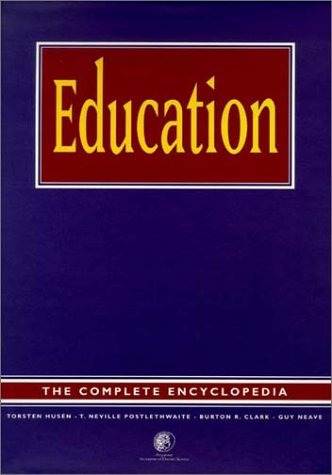 9780080429793: Education: The Complete Encyclopedia (CD-ROM)