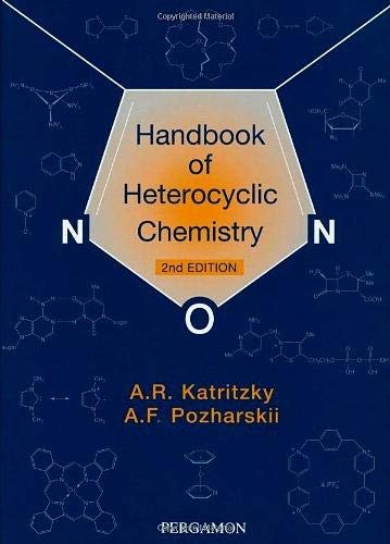 9780080429885: Handbook of Heterocyclic Chemistry, Second Edition