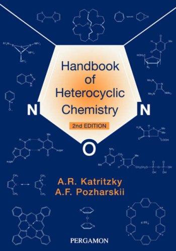9780080429892: Handbook of Heterocyclic Chemistry