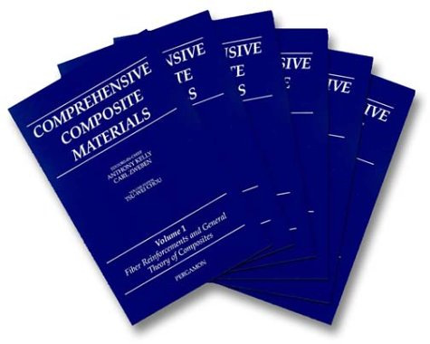 9780080429939: Comprehensive Composite Materials