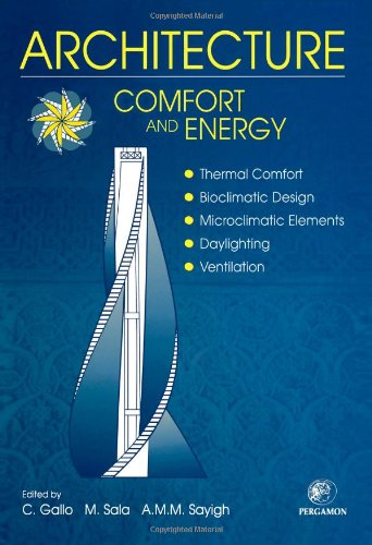 9780080430041: Architecture - Comfort and Energy