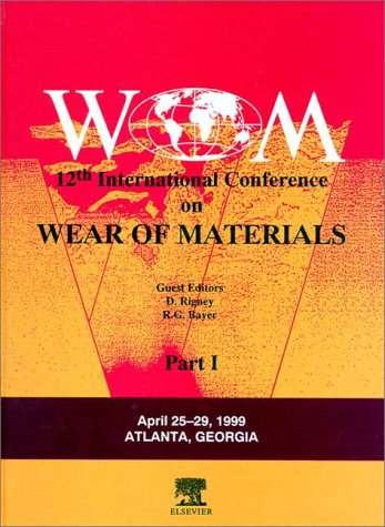 9780080430072: Wear of Materials