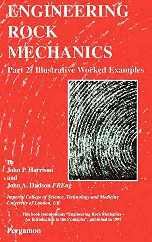 9780080430102: Engineering Rock Mechanics: Part 2: Illustrative Worked Examples (Pt. 2)