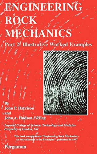 9780080430102: Engineering Rock Mechanics: Part 2: Illustrative Worked Examples (Pt. 2)