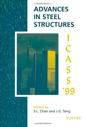 9780080430157: Advances in Steel Structures (ICASS '99): 2 Volume Set