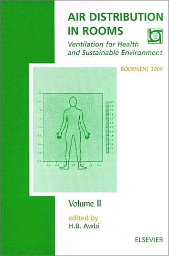 9780080430171: Air Distribution in Rooms (2 Volume Set)