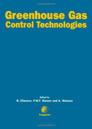 9780080430188: Greenhouse Gas Control Technologies