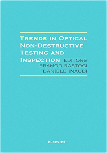 9780080430201: Trends in Optical Non-Destructive Testing and Inspection