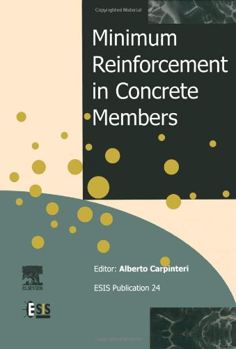 9780080430225: Minimum Reinforcement in Concrete Members (European Structural Integrity Society)