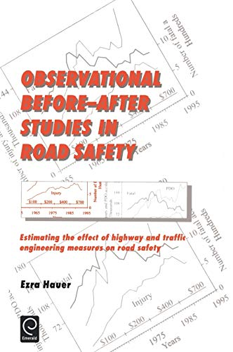 9780080430539: Observational Before-After Studies in Road Safety