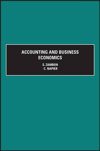 9780080430577: Accounting and Business Economics