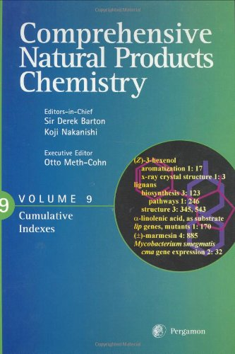 9780080431628: Comprehensive Natural Products in Chemistry