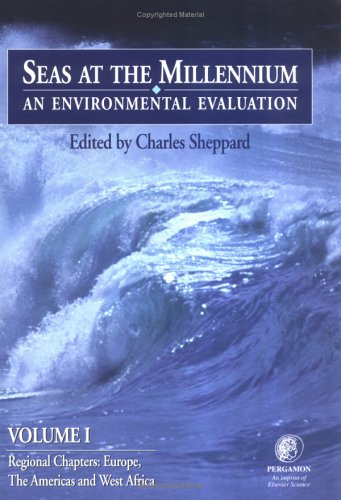 9780080432076: Seas at the Millennium: An Environmental Evaluation