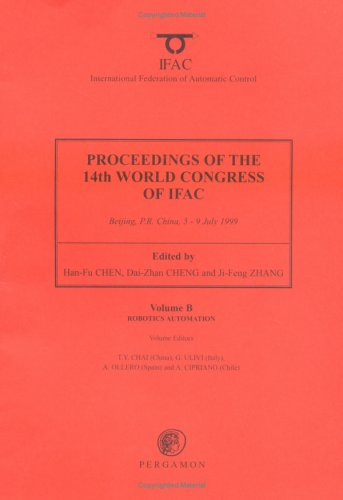Proceedings of the 14th World Congress of: Dai-Zhan Cheng/ T.Y.