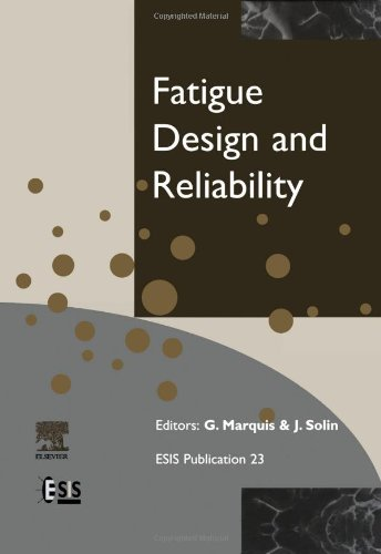 9780080433295: Fatigue Design and Reliability