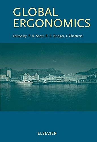 9780080433349: Global Ergonomics