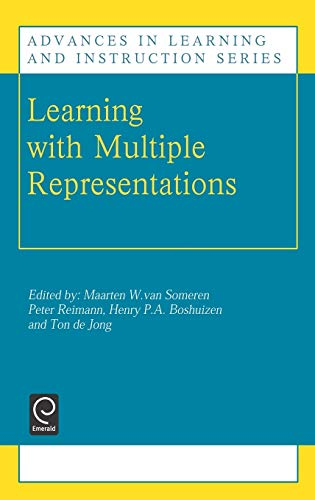 9780080433431: Learning with Multiple Representations (Advances in Learning and Instruction) (Advances in Learning and Instruction) (Advances in Learning and Instruction Series)