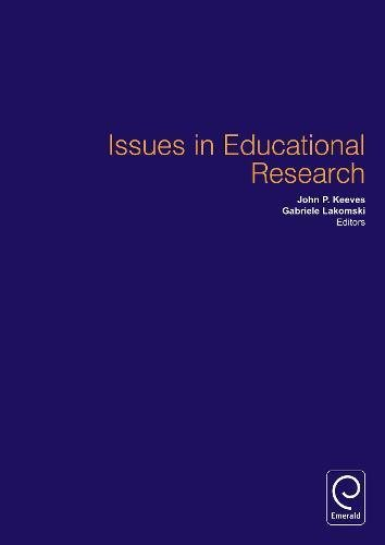9780080433493: Issues in Educational Research