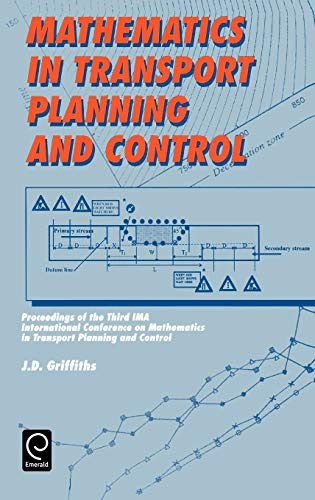 9780080434308: Mathematics in Transport Planning and Control