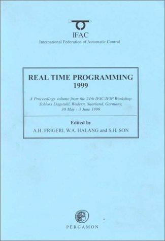 9780080435480: Real Time Programming 1999 (IFAC Proceedings Volumes)