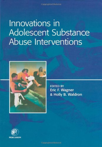 9780080435770: Innovations in Adolescent Substance Abuse Interventions
