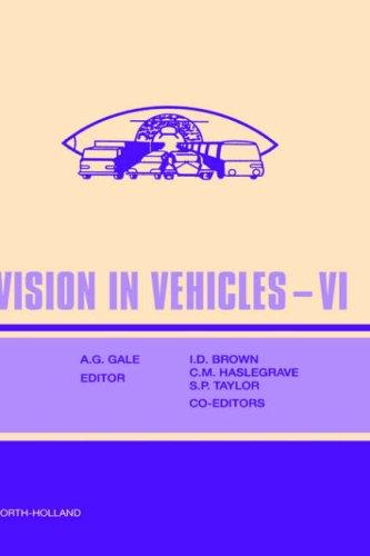 9780080435794: Vision in Vehicles VI