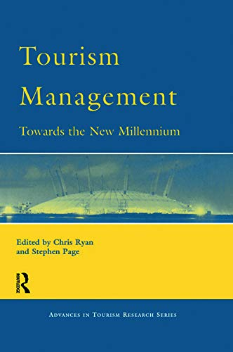 9780080435893: Tourism Management: Towards the New Millennium (Advances in Tourism Research)