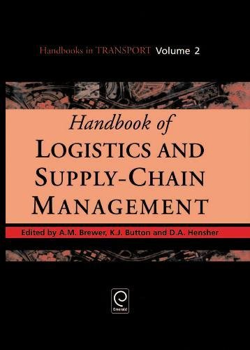 9780080435930: Handbook of Logistics and Supply-Chain Management (Handbooks in Transport)