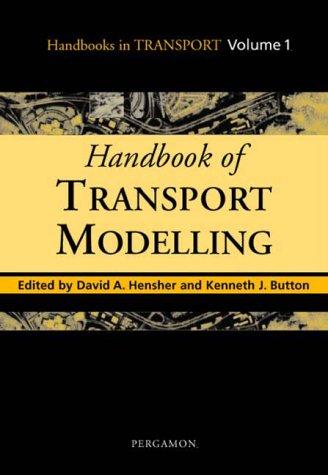 9780080435947: Handbook of Transport Modelling