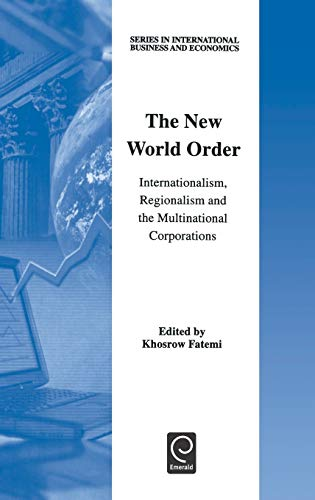 9780080436289: The New World Order (Series in International Business and Economics)