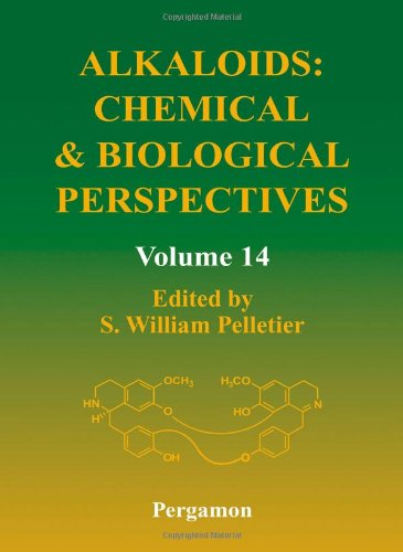 9780080436654: Alkaloids: Chemical and Biological Perspectives, Volume 14