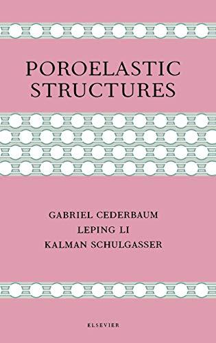 9780080436685: Poroelastic Structures