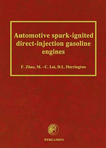 9780080436760: Automotive Spark-Ignited Direct-Injection Gasoline Engines