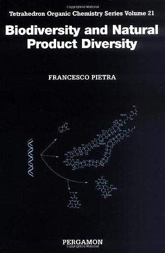 9780080437064: Biodiversity and Natural Product Diversity (Tetrahedron Organic Chemistry)