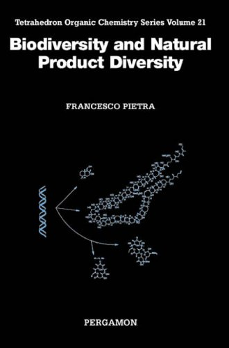 9780080437071: Biodiversity and Natural Product Diversity: 21 (Tetrahedron Organic Chemistry)