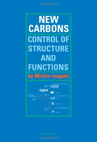 9780080437132: New Carbons - Control of Structure and Functions