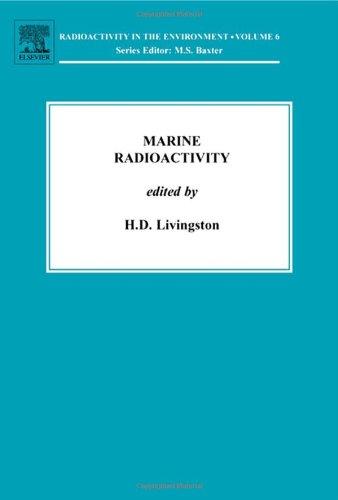 9780080437149: Marine Radioactivity, (Radioactivity in the Environment)