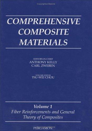 9780080437194: Comprehensive Composite Materials: Vol 1