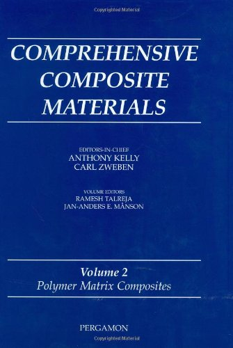 9780080437200: Comprehensive Composite Materials: Polymer Matrix Composites