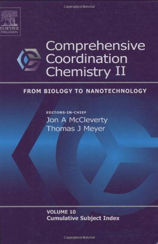 9780080437484: Comprehensive Coordination Chemistry II: From Biology to Nanotechnology (10 Volumes Set)