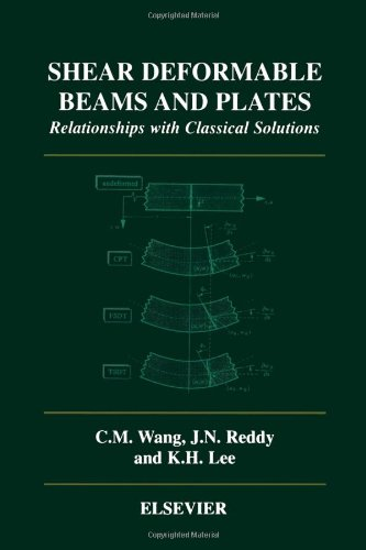 9780080437842: Shear Deformable Beams and Plates: Relationships with Classical Solutions