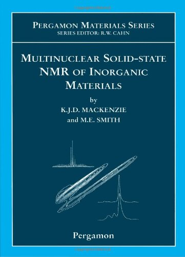 9780080437873: Multinuclear Solid-State NMR of Inorganic Materials (Pergamon Materials Series)