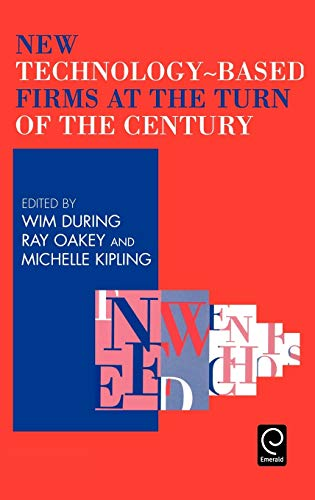 9780080437910: New Technology-Based Firms at the Turn of the Century (New Technology-Based Firms in the New Millennium)