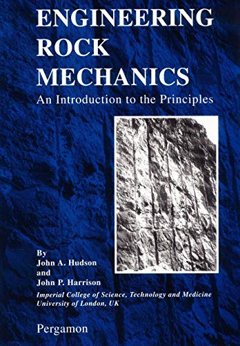9780080438641: ENGINEERING ROCK MECHANICS - AN INTRODUCTION TO THE PRINCIPLES