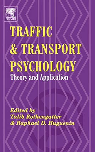 9780080439259: Traffic & Transport Psychology: Proceedings of the ICTTP 2000