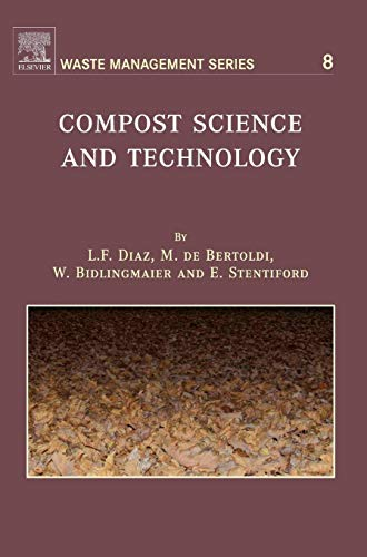 9780080439600: Compost Science and Technology, Volume 8 (Waste Management)